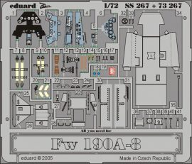 Eduard Fw 190A-8 (Academy)