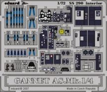 Eduard Gannet AS.Mk.1/4 interior (Trumpeter)