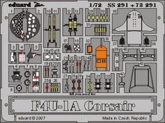 Eduard F4U-1A (Tamiya)