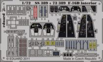 Eduard F-16D interior S.A. (Kinetic)