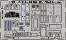 Eduard Wessex HAS Mk.3 S.A. (Italeri)