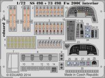 Eduard Fw 200C interior S.A. (Trumpeter)
