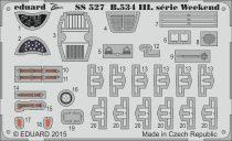Eduard Avia B.534 III. série Weekend (Eduard)