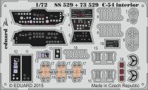 Eduard C-54 interior S.A. (Revell)