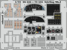 Eduard Stirling Mk.I (Italeri)