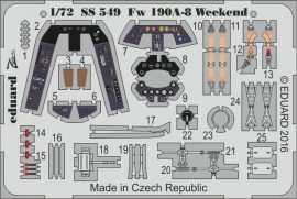 Eduard Fw 190A-8  Weekend (Eduard)