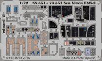Eduard Sea Vixen FAW.2 (Cyber Hobby)