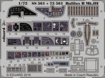 Eduard Halifax B Mk. III (Revell)