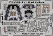 Eduard Fw 190A-5 Weekend (Eduard)