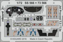 Eduard Jet Provost T.3 / T.3a (Airfix)