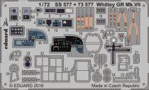 Eduard Whitley GR Mk. VII (Airfix)