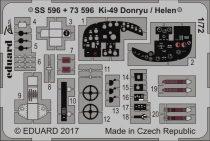 Eduard Ki-49 Donryu / Helen (Hasegawa)