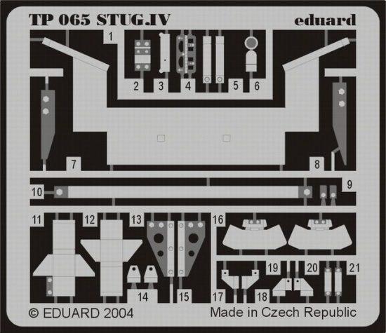 Eduard StuG.IV (Italeri)