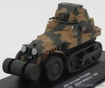 EDICOLA AMC SCHNEIDER TANK P16 (M29) 1ere' METTET BELGIUM 1940