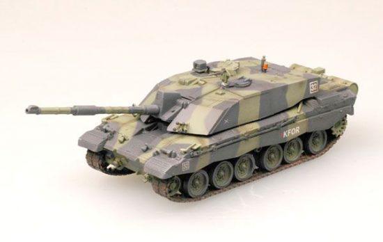 Easy Model Challenger II-BRITISH ARMY