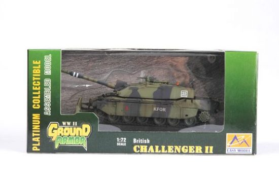 Easy Model Challenger II-In action Kosovo 1999