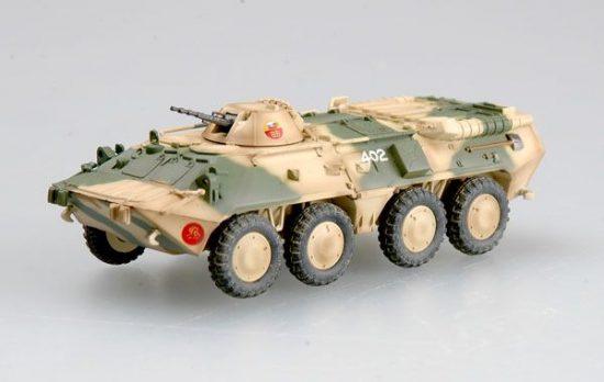 Easy Model BTR-80-Russian Army battle 1994