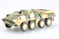 Easy Model BTR-80-USSR imperial guard troops battle