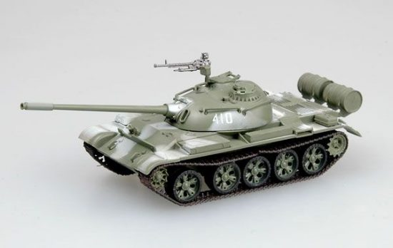 Easy Model T-54 USSR Army in winter camouflage