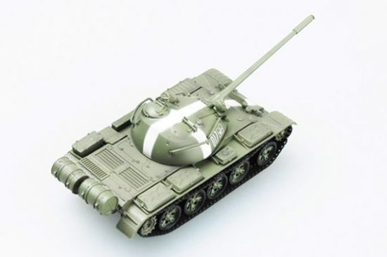 Easy Model T-55 USSR 1968 in Prague