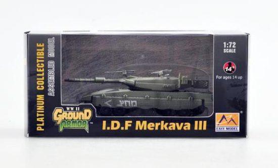 Easy Model I.D.F Merkava III.Sinai