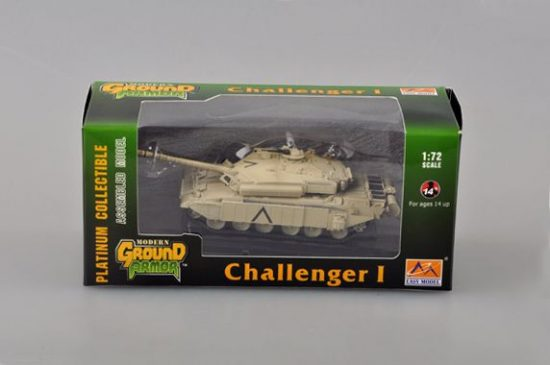 Easy Model Challenger I, Iraq 1991
