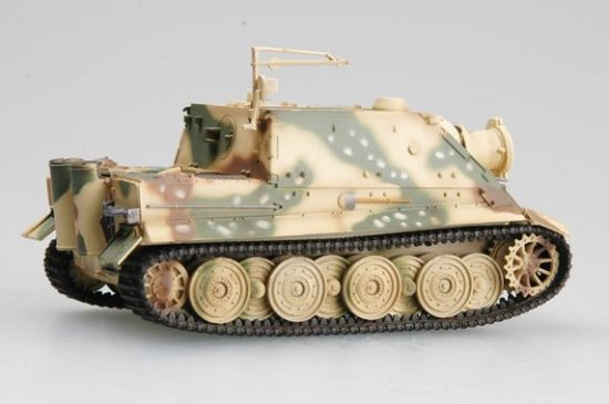 Easy Model Sturmtiger PzStuMrKp 1002 (in three colour scheme)