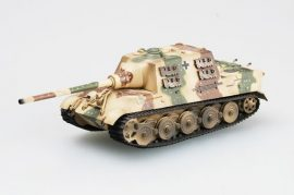 Easy Model Jagdtiger (Henschel model)/three-color camouflage ( s.Pz.Jag.Abt.653)