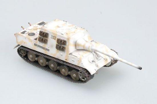 Easy Model Jagdtiger (Henschel) s.Pz.Jag.Abt.653, Tank 332
