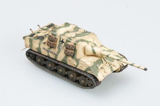 Easy Model Jagdtiger (Henschel model),Tank 301 ( s.Pz.Jag.Abt.653)