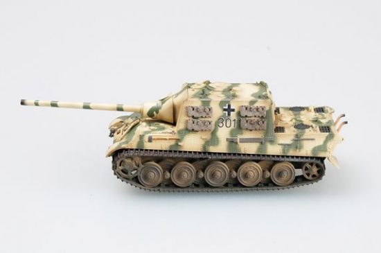 Easy Model Jagdtiger (Henschel model),Tank 301 ( s.Pz.Jag.Abt.653)