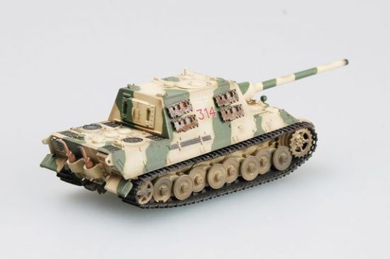 Easy Model Jagd Tiger (Porsche) S.Pz.Jag.Abt.653,Tank 314