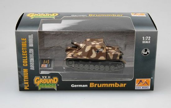 Easy Model Brummbear (Mid Production) Eastern Front 1944