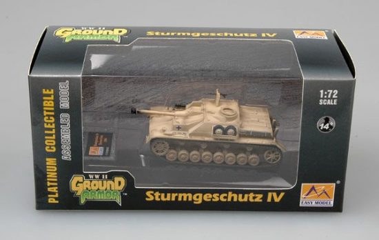Easy Model Sturmgeschutz IV Eastern Front 1944
