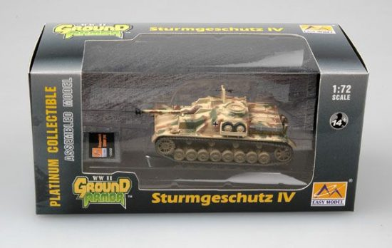 Easy Model Sturmgeschutz IV GERMANY 1945