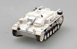 Easy Model Stug III Ausf.F Russia,1942