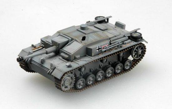 Easy Model Stug III Ausf.F Sturmgeschutz-Abteilung 201,1942