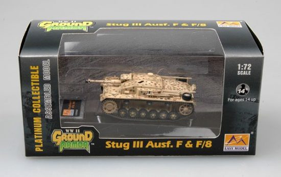 Easy Model Stug Stug III Ausf.F Italy 1943