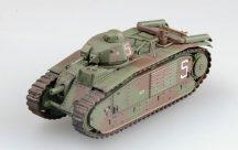 Easy Model French Bi bis tank s/n 323 VAR, of 2nd company, June 1940