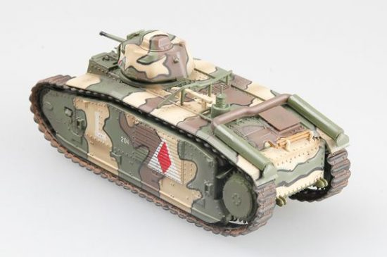 Easy Model Char B1 May 1940,France 3nd company