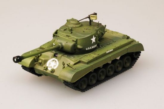 Easy Model M26 Heavy Tank-8th Armored Div.