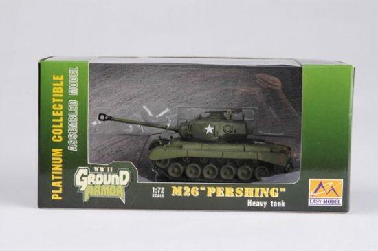 Easy Model M26 Heavy Tank-2th Armored Div.