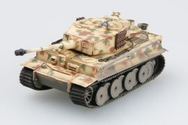Easy Model Tiger 1 (Middle)-sPzAbt.510,1944