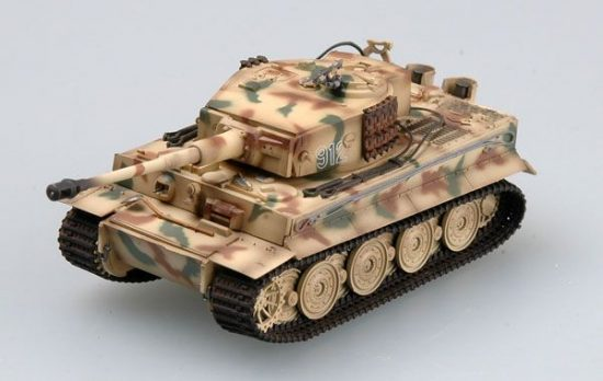 "Easy Model Tiger I (late production) ""Totenkopf"" Panzer Division 1944, Tiger 912"