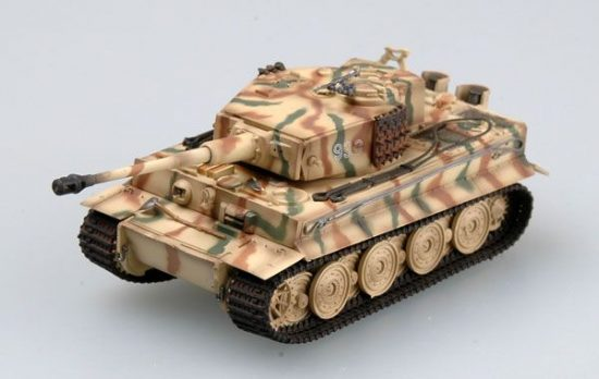 "Easy Model Tiger I (late production) ""Totenkopf"" Panzer Division 1944, Tiger 933"