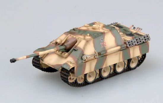 Easy Model Jagdpanther-s.Pz.JgAbt.654 France May 1944