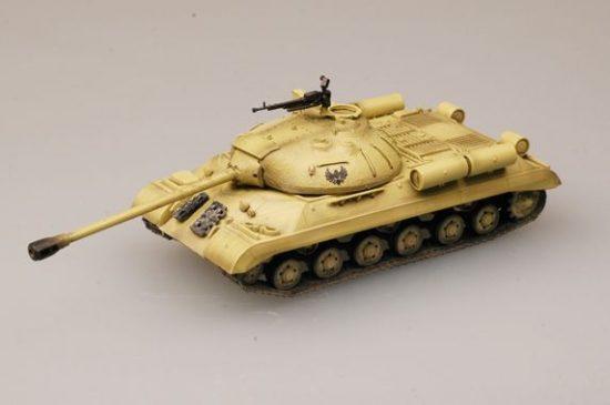 Easy Model JS-3 heavy tank-the Egyptian JS-3M