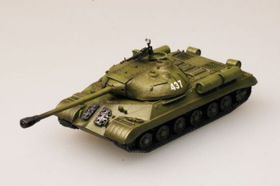 Easy Model JS-3heavy tank-chinese border1972
