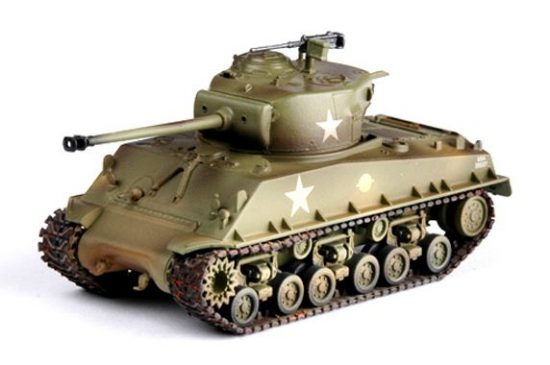 Easy Model M4A3E8 Middle Tank-U.S Army