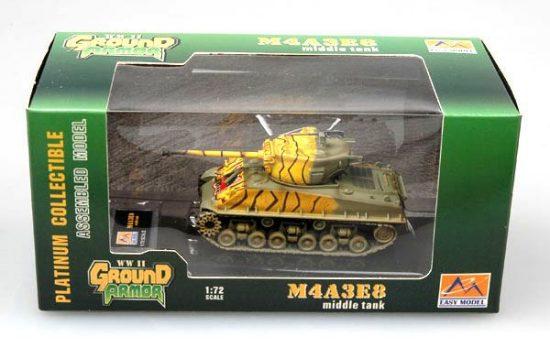 Easy Model M4A3E8-5th Inf. Co.,24th Inf. Div.